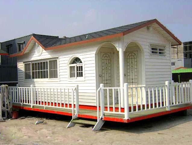一層輕鋼別墅